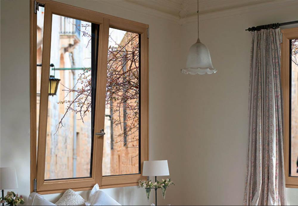 fenêtre Soizic ouverture à la française