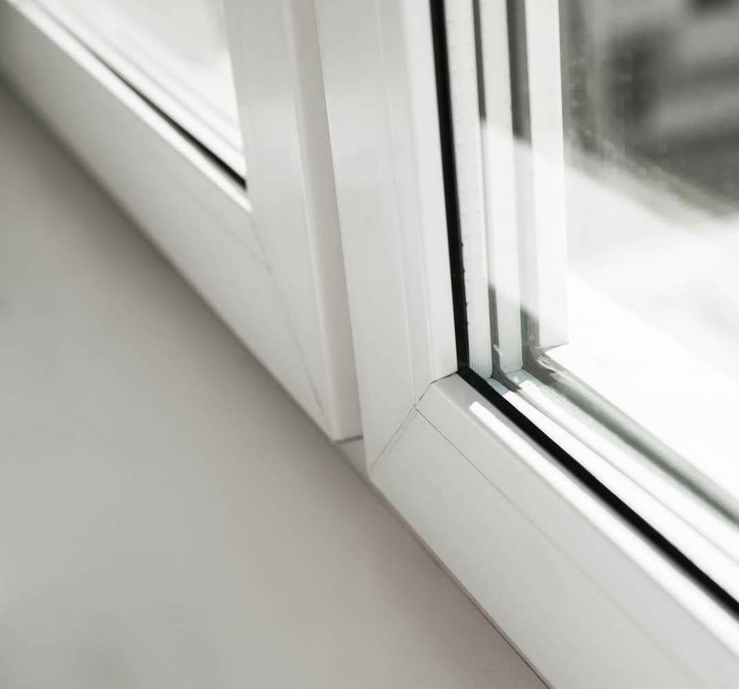 fenêtre blanche